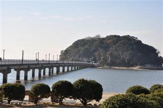 愛知県の竹島